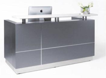 Hugo Metallic Grey