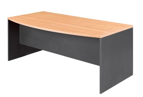 Desk Bow Front
