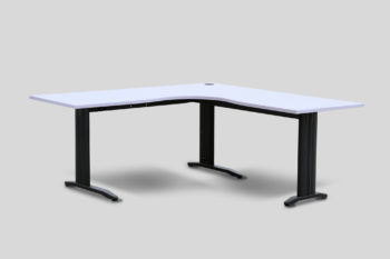 Metal Corner desk frame